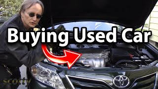 Download How to Check Used Car Before Buying - DIY Inspection with Scotty Kilmer Video