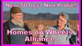 Download 501(c)3-Homes on Wheels Alliance Non Profit Video