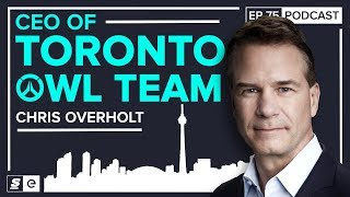 Download Toronto Overwatch League CEO talks building a fanbase and how esports could get into the Olympics Video
