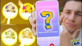 Download WHICH EGG IS THE BEST TO HATCH IN POKÉMON GO? Video
