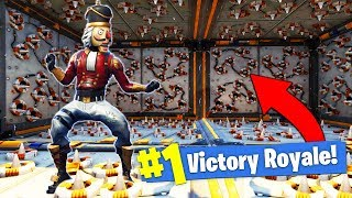Download Building a DEADLY TRAP ROOM In Fortnite Battle Royale! Video