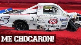 Download DESTRUÍ MI COCHE **Carrera NASCAR Chiapas** | JUCA Video