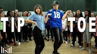 Download TIP TOE - Jason Derulo ft French Montana Dance | Matt Steffanina ft Bailey Video