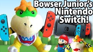 Download Crazy Mario Bros - Bowser Jr's Nintendo Switch! Video