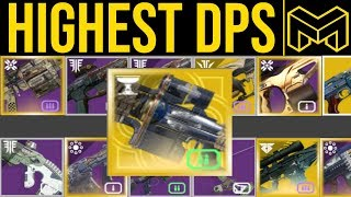 Download The Highest Damage Weapons for Season of Dawn | Destiny 2 Video