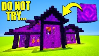 Download 5 More Blocks To NEVER Build Your House With Video