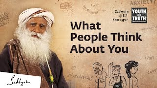 Download Overcome The Fear of Being Judged – Sadhguru Video