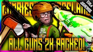Download ALL WEAPONS DOUBLE PACK-A-PUNCHED! - INFINITE WARFARE ZOMBIES IN SPACELAND Video
