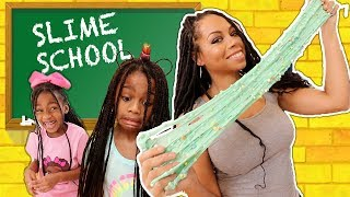 Download Slime School Homework FAIL !!! New Toy School Video