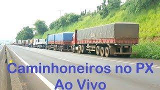 Download Caminhoneiros no PX Ao Vivo (app Zello) - Canal ″Front Brasil Caminhoneiros″ Video