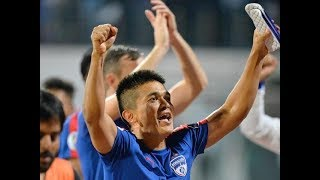 Download Bengaluru FC thrash North Korea's April 25 in AFC Cup semis 1st leg Video