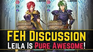 Download Leila's Mega Potential Discussion! 🙌 - Heroes Breakdown | The Dread Isle PT.2 【Fire Emblem Heroes】 Video