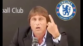 Download 'I hope they get RELEGATED!' - Antonio Conte reacts furiously to Chelsea sacking* Video
