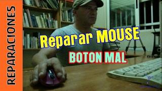 Download Reparar ratón con los pulsadores mal. Repairing a mouse Video