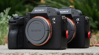 Download Sony a7III VS a7RIII User Experience Review - BEST Hybrid Mirrorless Cameras of 2018 Video