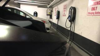 Download My First Time Charging At A Non Tesla Charger Video