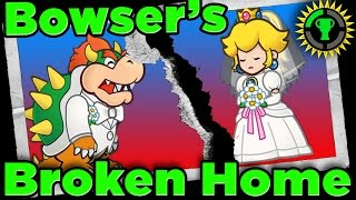 Download Game Theory: Bowser's BROKEN HOME in Super Mario Video