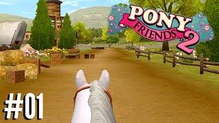 Download Samen een paard kopen en op avontuur! | Pony Friends 2 #01 Video