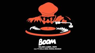 Download Major Lazer & MOTi - Boom (feat. Ty Dolla $ign, Wizkid, & Kranium) Video