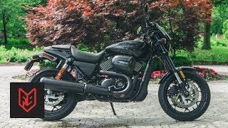 Download Harley Davidson Street Rod Review at fortnine.ca Video