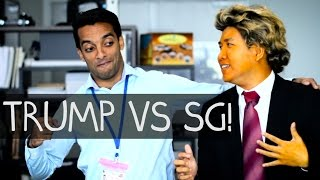 Download DONALD TRUMP vs. SINGAPORE! (Bureau-Crazy Webseries Ep 8) Video