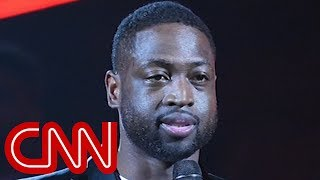 Download NBA star Dwyane Wade stands with massacre victims Video