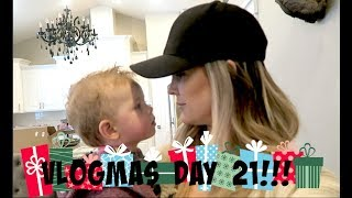 Download What Are You Wearing?!! VLOGMAS DAY 21!!! Video