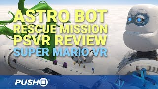Download Astro Bot Rescue Mission PSVR Review: Super Mario VR | PlayStation VR | PS4 Pro Gameplay Footage Video