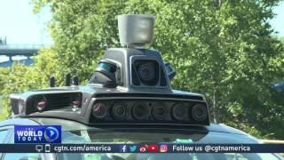 Download Uber restarts self-driving cars following weekend wreck Video