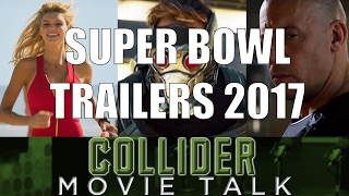 Download Super Bowl Trailers 2017 Review - Collider Movie Talk Video