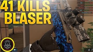 Download 41 Kills Blaser 93 gameplay (Ironsight) Video