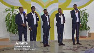 Download Asante Acappella - Mwami Kujiulu [Live on stage] Video