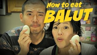 Download How to Eat Balut Duck Egg ft. RuleofYum Video