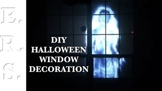 Download Haunted house effect at your window for Halloween with atmosfear fx dvd's Video