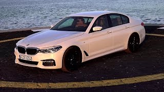 Download 2017 BMW 540i M Sport Package Video