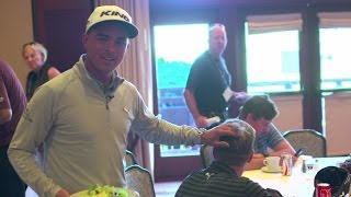 Download Behind the Scenes with Rickie Fowler Video