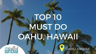 Download Things to Do in Oahu - Top 10 Fun Must Do Activities for Today Video
