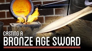 Download Casting a Bronze Sword Video