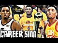 Download DONOVAN MITCHELL NBA CAREER SIMULATION ON NBA 2K18!!! A FUTURE HALL OF FAMER?!? Video