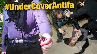 Download UNDERCOVER IN ANTIFA: Their Tactics and Media Support Exposed! Video