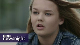 Download Life for Eastern Europeans in post-Brexit Britain - BBC Newsnight Video