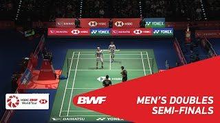 Download SF | MD | GIDEON/SUKAMULJO (INA) [1] vs HE/TAN (CHN) | BWF 2018 Video