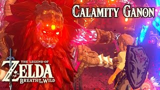 Download FIGHTING CALAMITY GANON AT THE START OF THE GAME | DO NOT ATTEMPT!! [3] Video