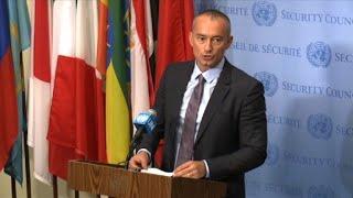 Download ONU: Crisis en Jerusalén debe resolverse para el viernes Video