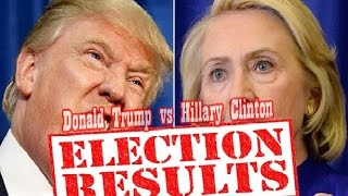 Download CNN LIVE USA Election Night Result 2016 Trump VS Hillary LIVE Video
