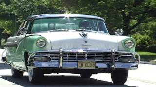 Download 1956 Ford transparent roof We go for a ride! Video