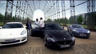 Download Four Door Supercars - Top Gear - Series 15 - BBC Video