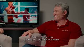 Download CREED II - La ricerca di Dolph Lundgren Video