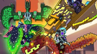 Download All Legendary Dragons in Trove + STATS Video