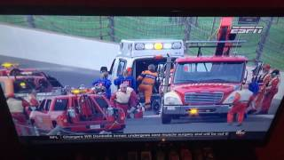 Download 2017 Indianapolis 500 Qualifying- Sebastian Bourdais Crash Video